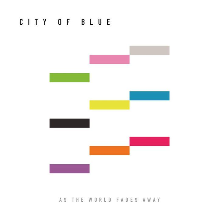 City Of Blue Tour Dates