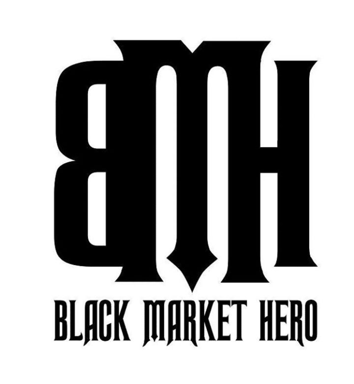 Black Market Hero Tour Dates
