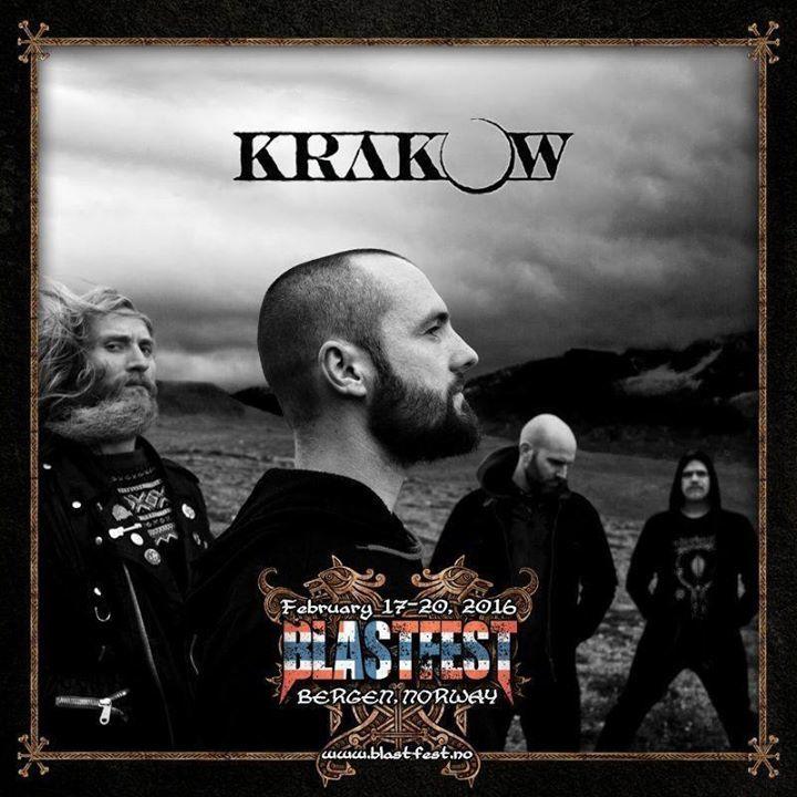 Krakow Tour Dates