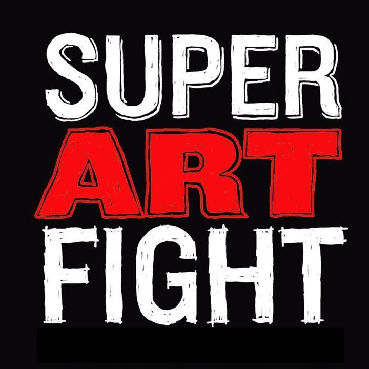Super Art Fight @ The Boot & Saddle - Philadelphia, PA