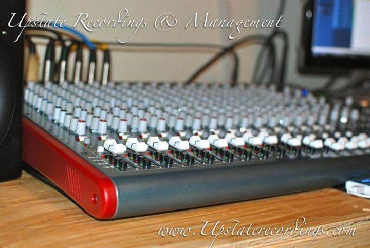 Upstate Recordings & Management Tour Dates