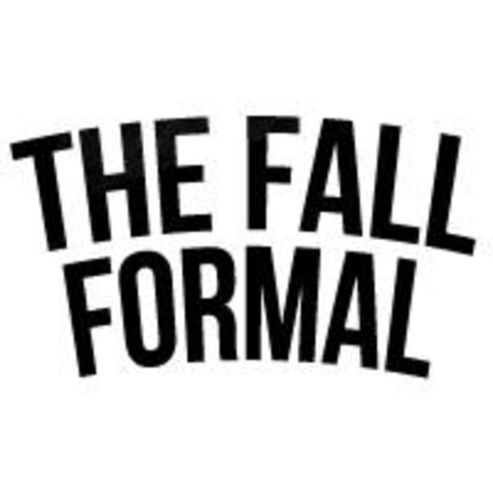 The Fall Formal Tour Dates