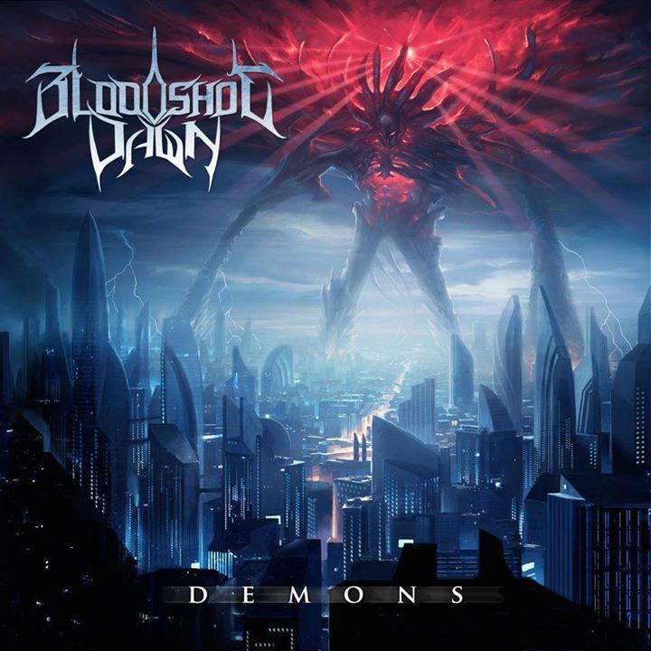 Bloodshot Dawn Tour Dates