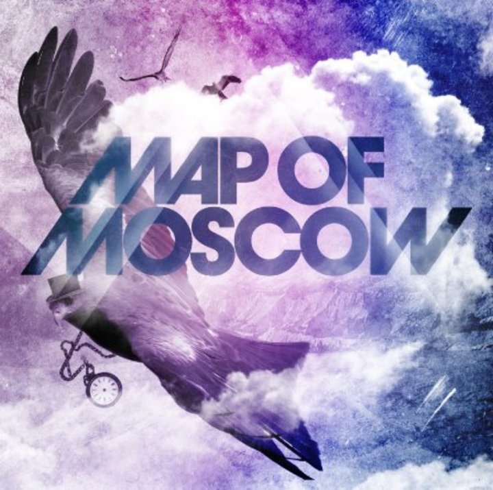 Map Of Moscow Tour Dates