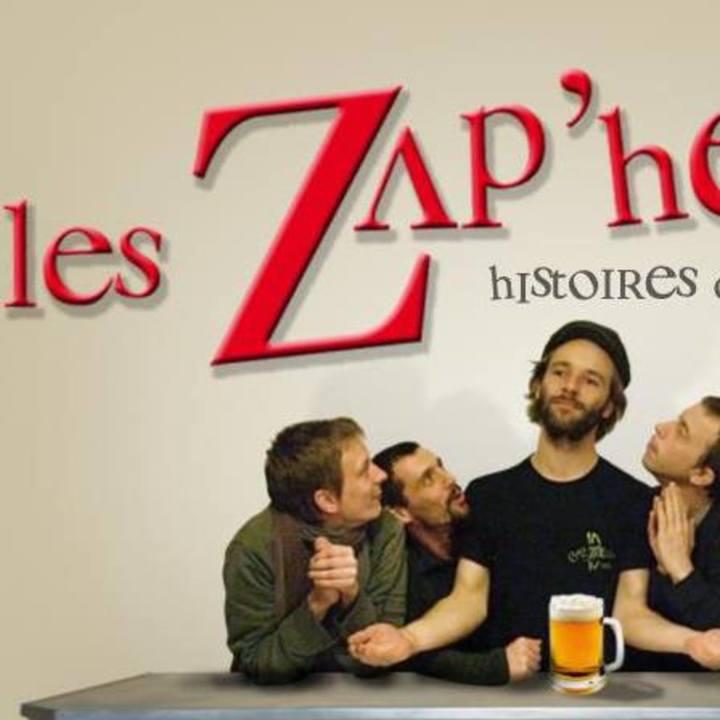 Les Zap'Héros Tour Dates