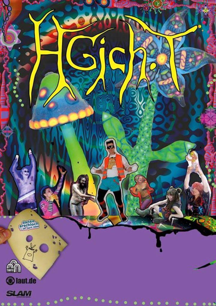 Hgich.T Tour Dates