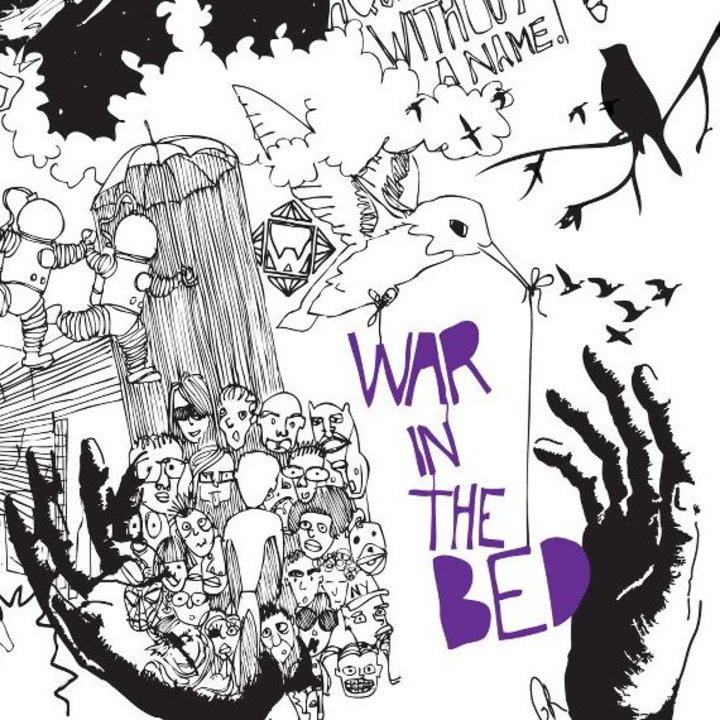 WAR IN THE BED Tour Dates