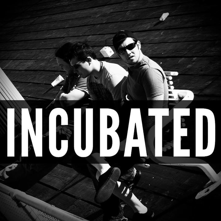 incubated Tour Dates