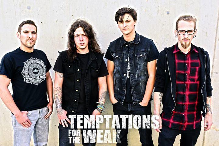 Temptations for the Weak Tour Dates