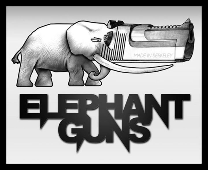 Elephant Guns Tour Dates