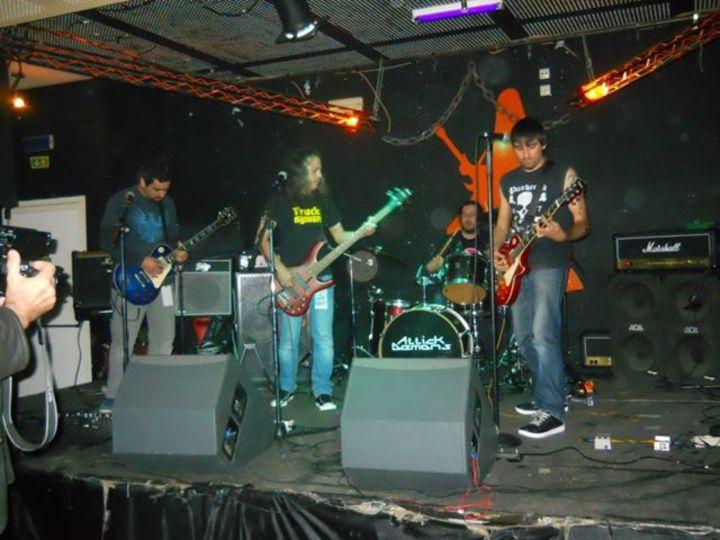 Acid Lizard Tour Dates