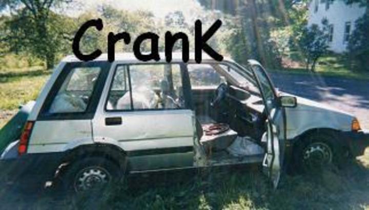 Crank Tour Dates