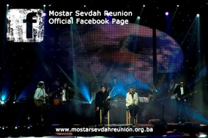 Mostar Sevdah Reunion Tour Dates