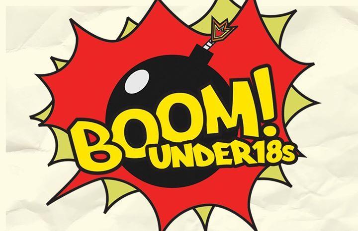 Boom! U18s Tour Dates