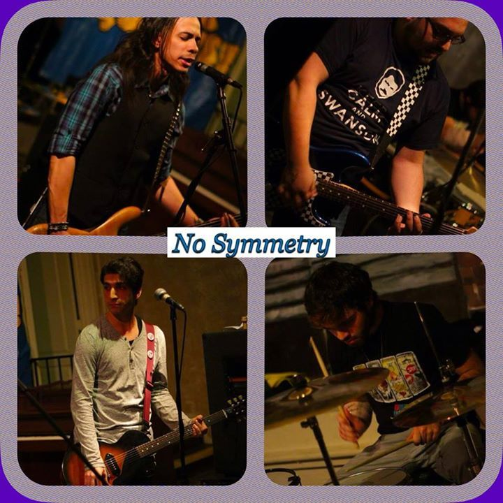 No Symmetry Tour Dates