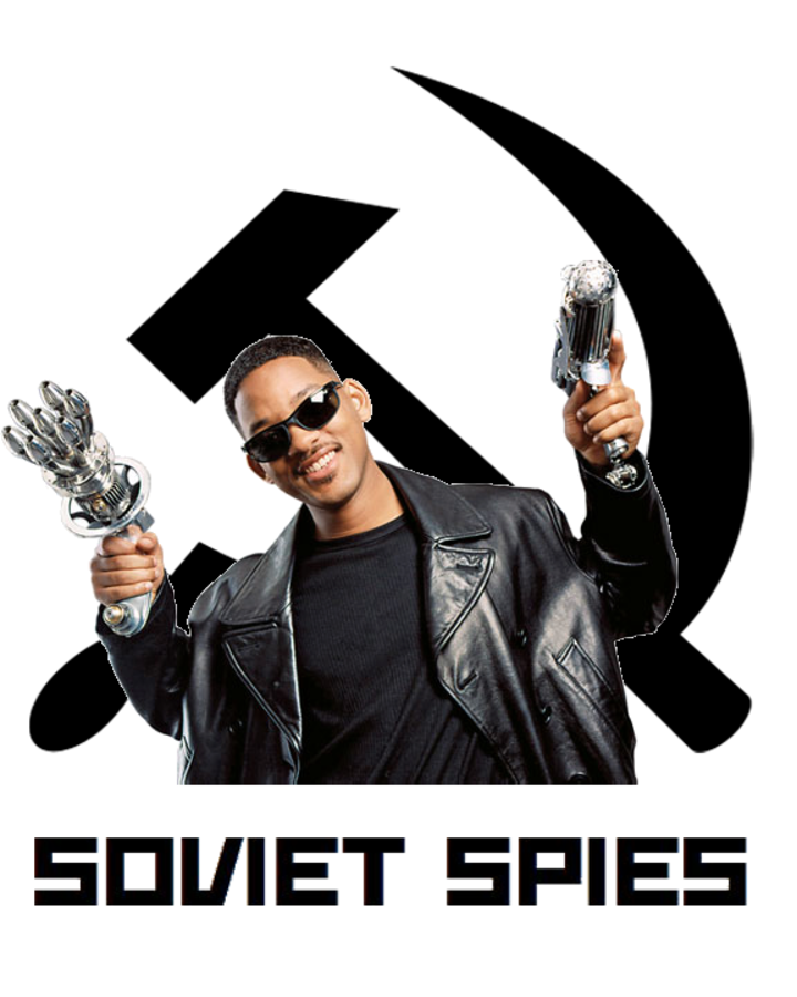 Soviet Spies Tour Dates