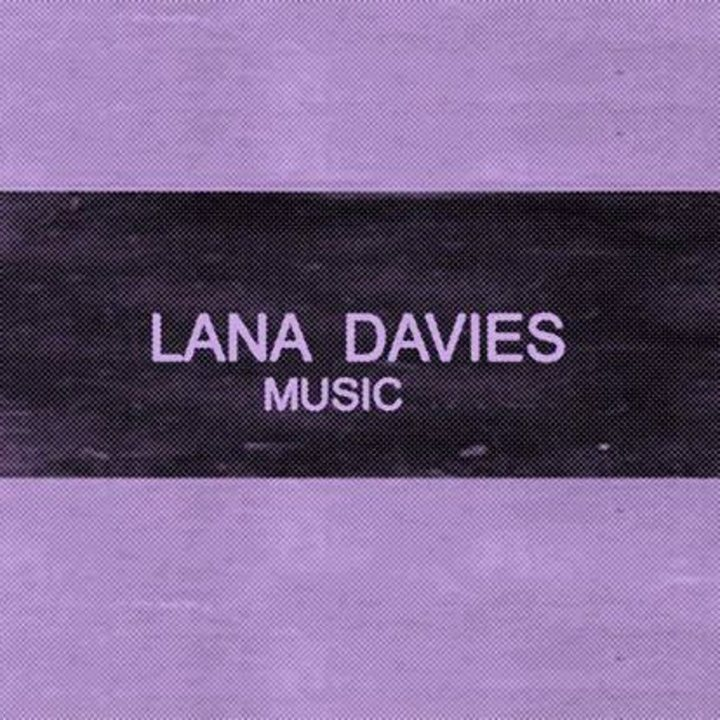 Lana Davies Tour Dates