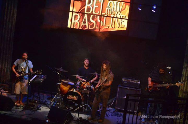 Below the Bassline Tour Dates