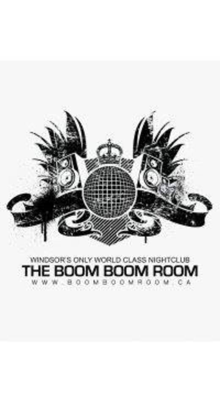 The Boom Boom Room Tour Dates