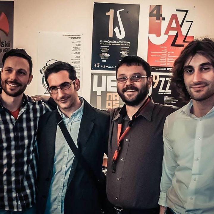 Milan Petrovic Quartet Tour Dates