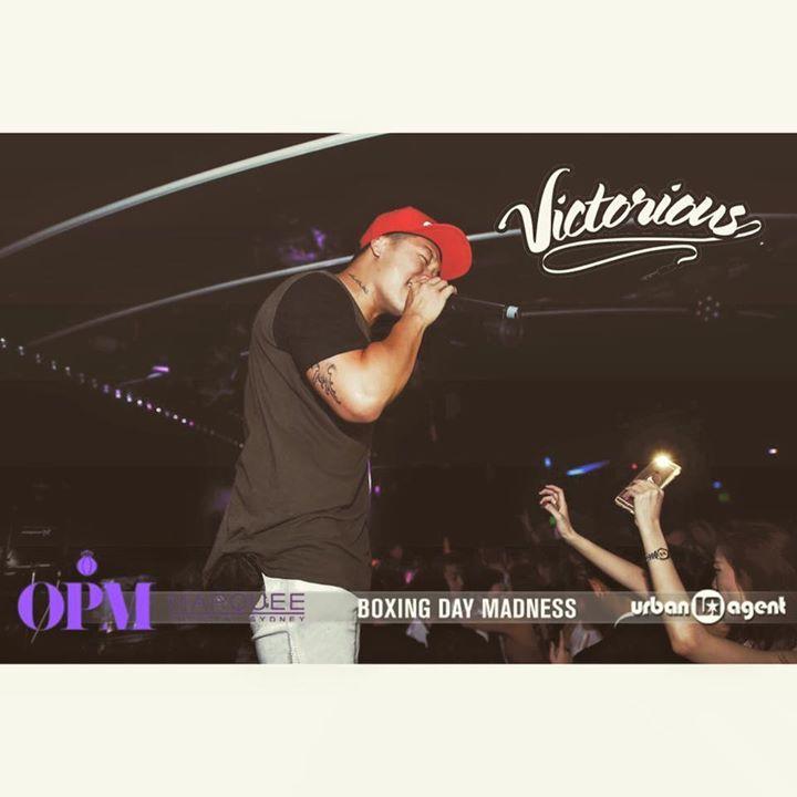 MC Victorious Tour Dates