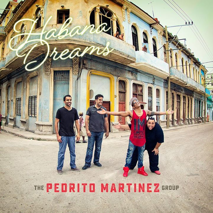 Pedrito Martinez Group Tour Dates