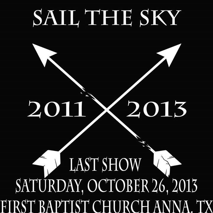 Sail the Sky Tour Dates