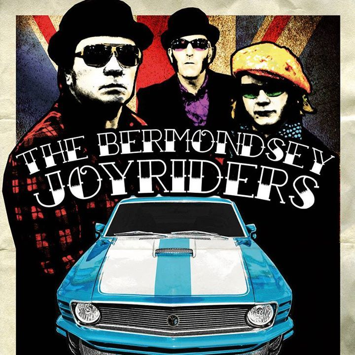 The Bermondsey Joyriders Tour Dates