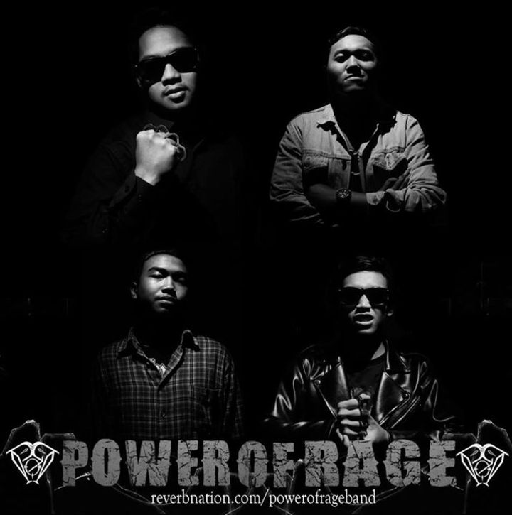 P.o.R (Power of RAGE) Tour Dates