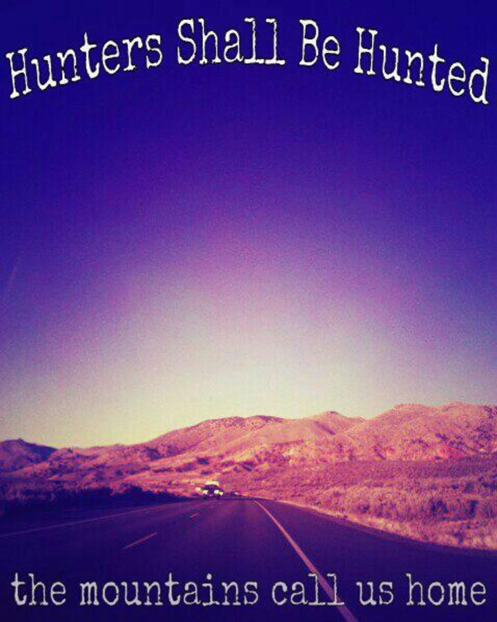 Hunters Shall Be Hunted Tour Dates