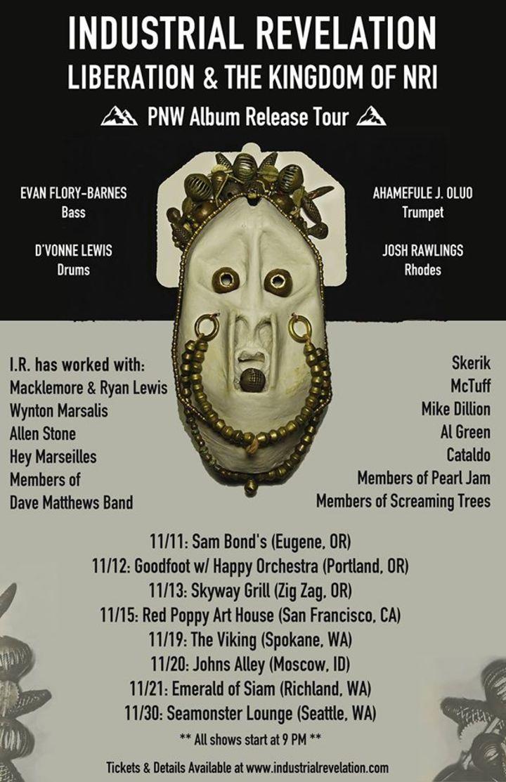Industrial Revelation Tour Dates