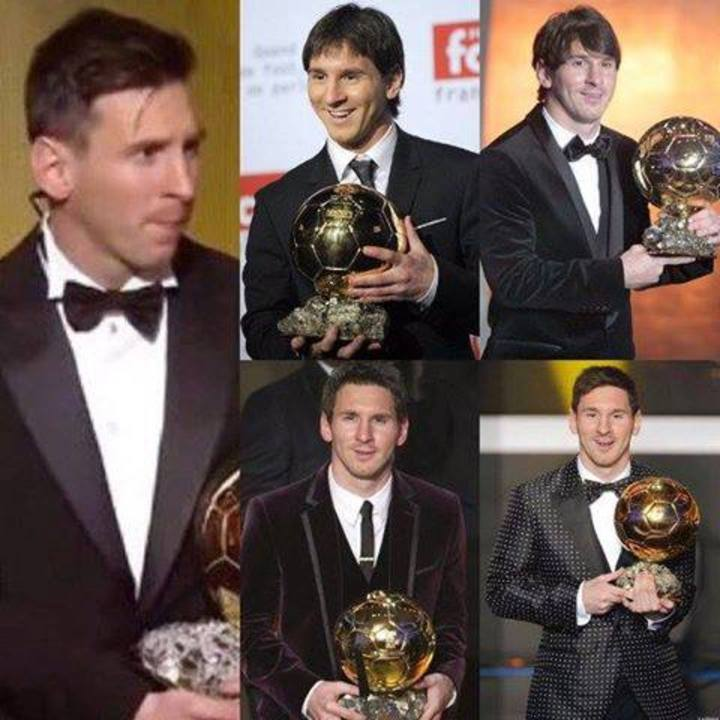 Lio Messi El Numero 1 Del Mundo Tour Dates