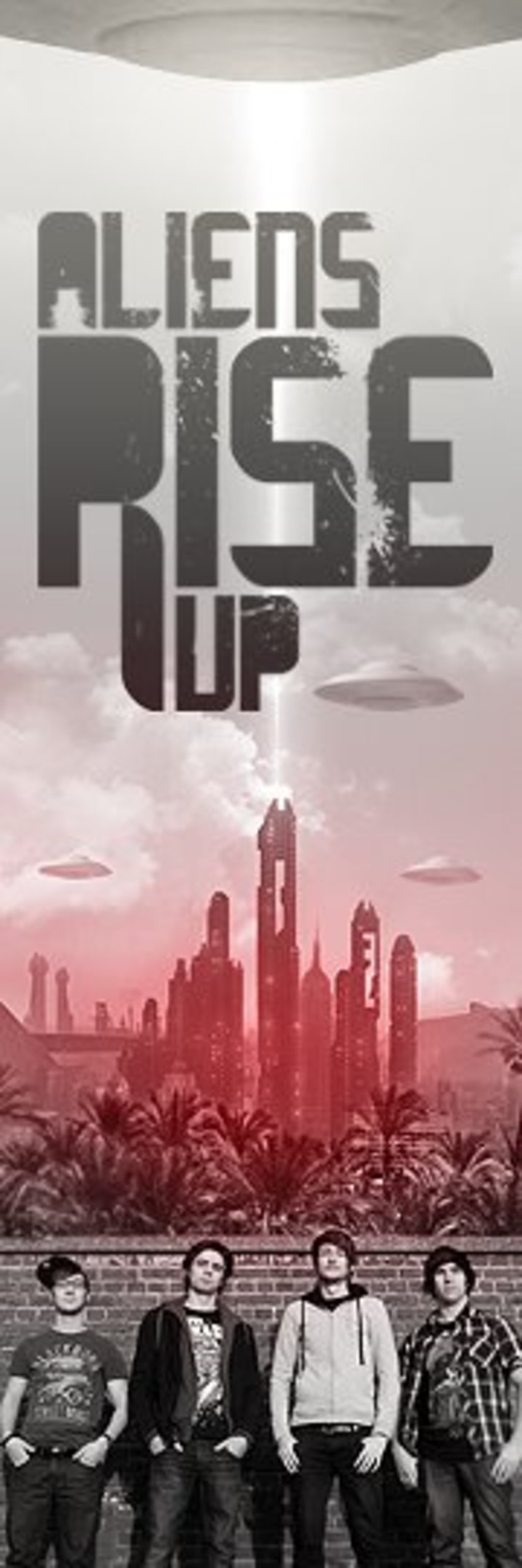 Alien's Rise Up Tour Dates