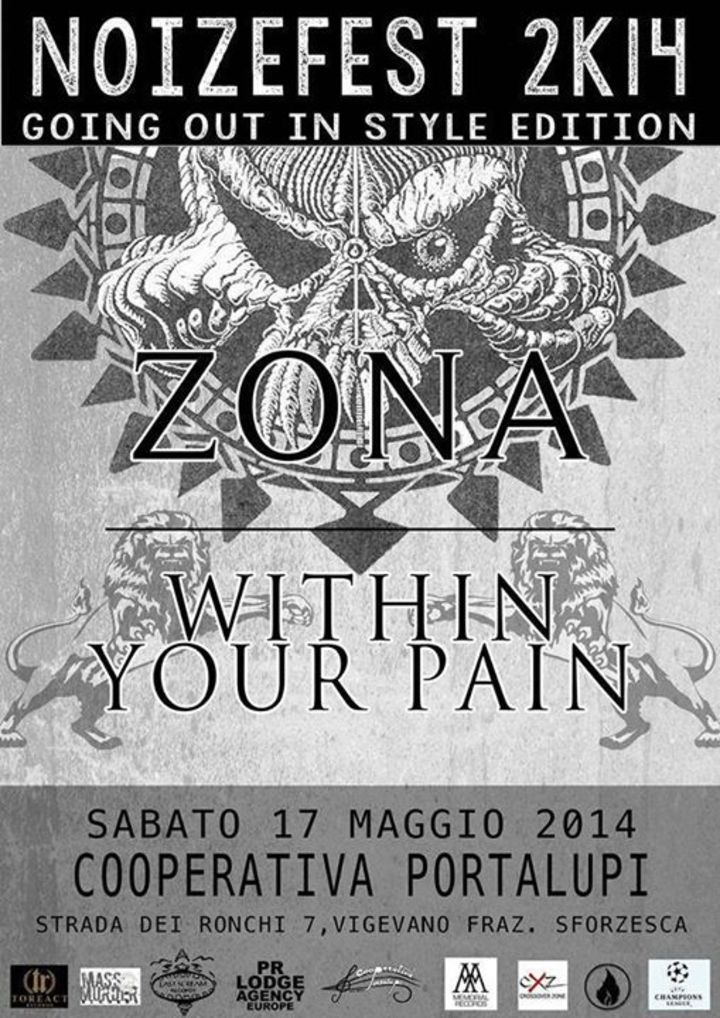 Within Your Pain Tour Dates