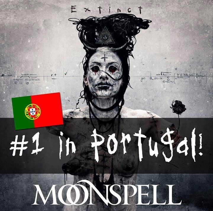 Moonspell International Team Tour Dates