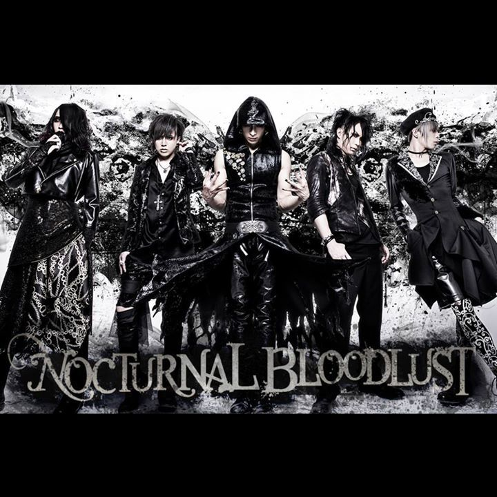 Nocturnal Bloodlust Tour Dates