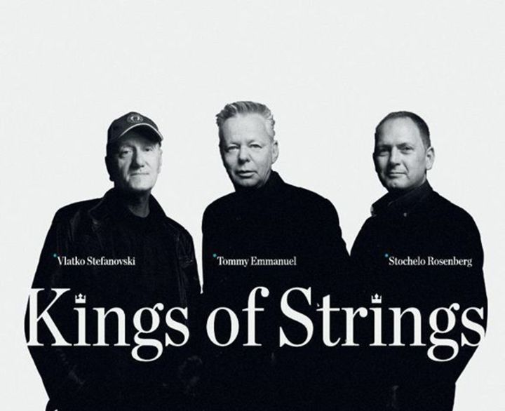KINGS OF STRINGS Tour Dates