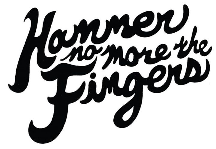 Hammer No More the Fingers Tour Dates