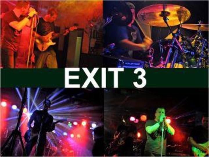 Exit 3 Tour Dates