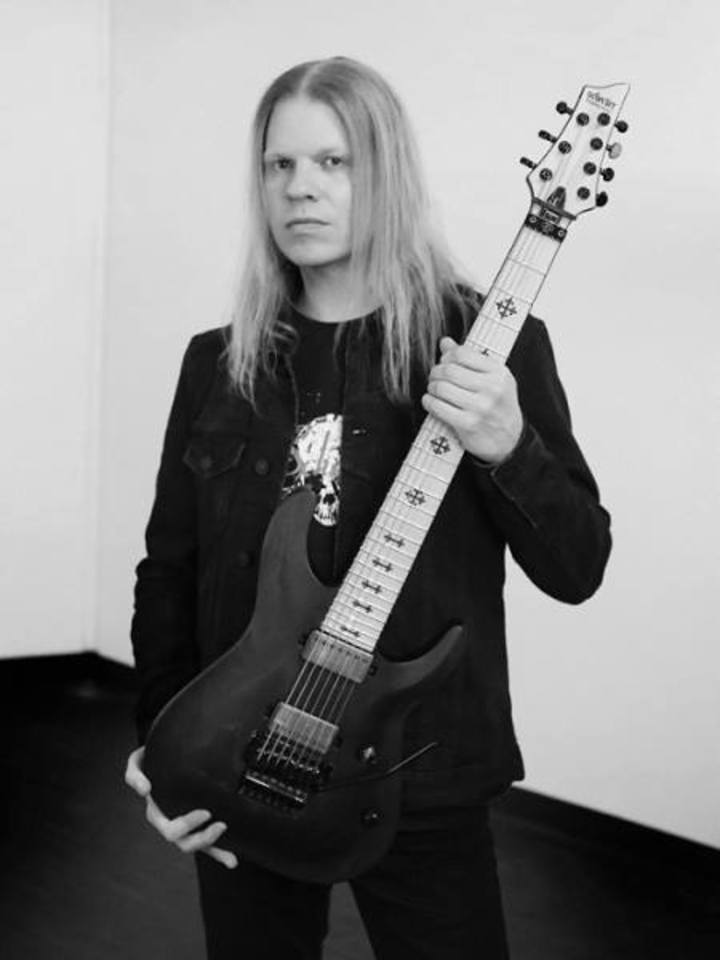 Jeff Loomis Tour Dates
