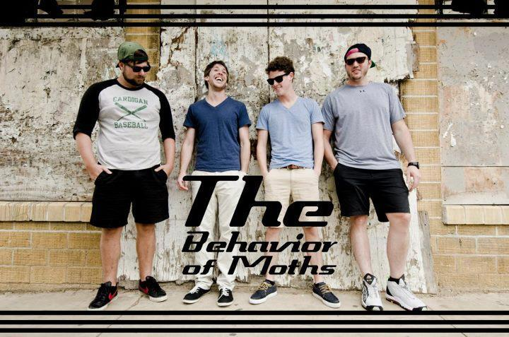 The Behavior of Moths Tour Dates