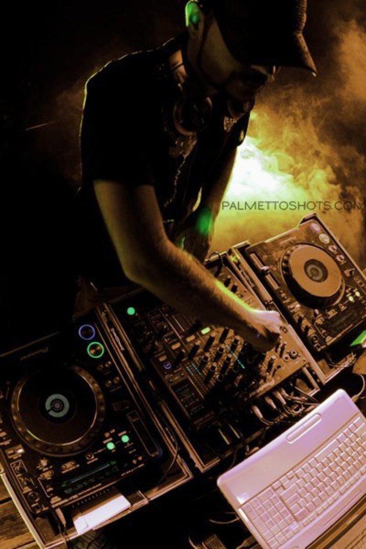 DJ Code-E Tour Dates