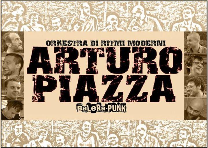 Orchestra di Ritmi Moderni Arturo Piazza Tour Dates