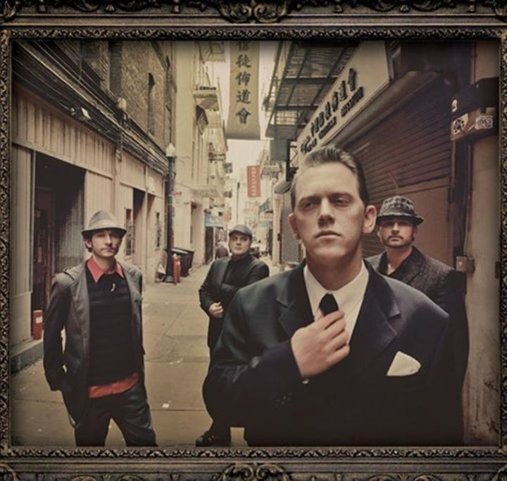 The Shotgun Wedding Quintet Tour Dates