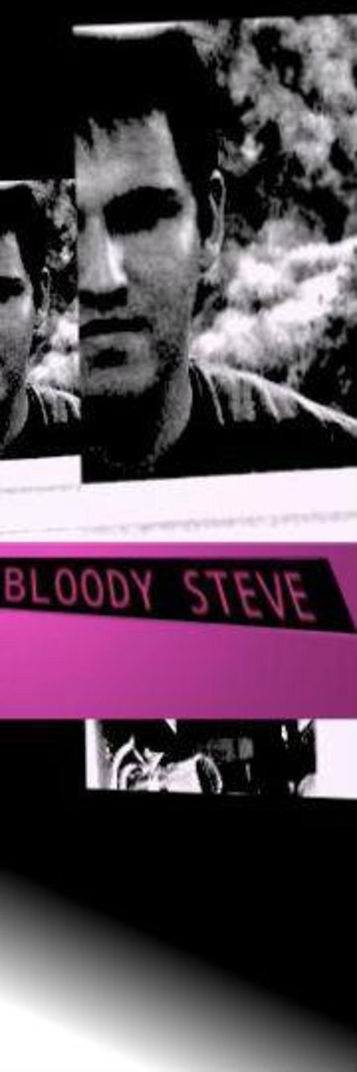 Bloody Steve Tour Dates