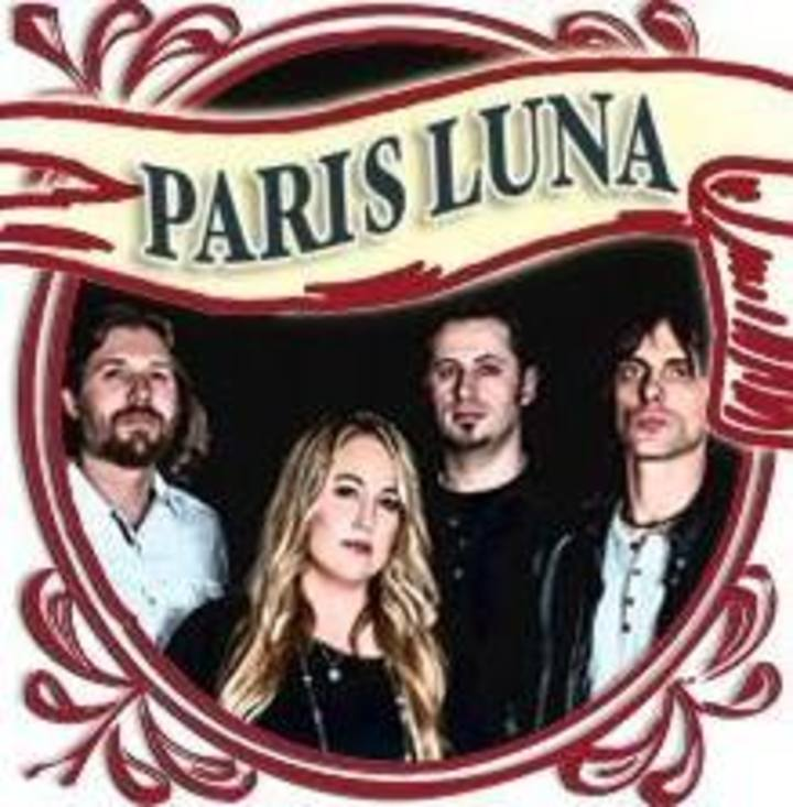 Paris Luna Tour Dates