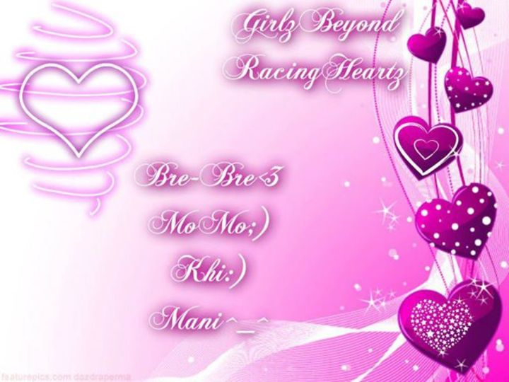 Girlz Beyond Racing Heartz Tour Dates