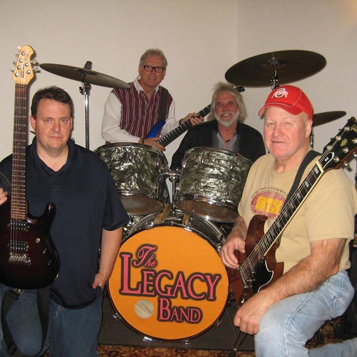 Legacy Band Tour Dates