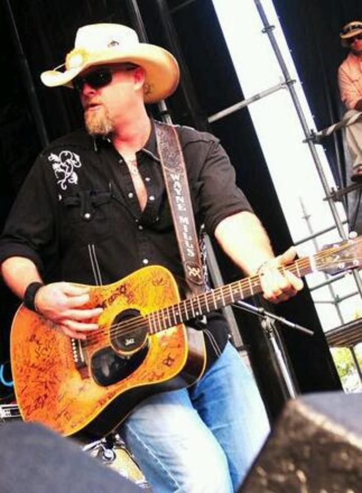 Wayne Mills Band Tour Dates