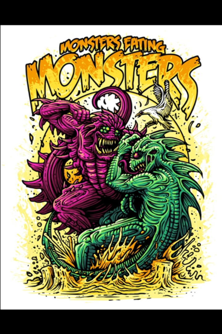 Monsters Eating Monsters Tour Dates